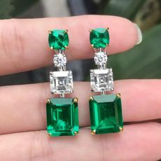 Fashion, Gemstone Earrings, vintage earrings, Stud Earring