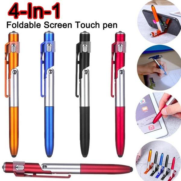 ballpoint pen, cellphone, Touch Screen, Tablets
