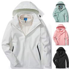 Thicken, giacca, hooded, Outdoor