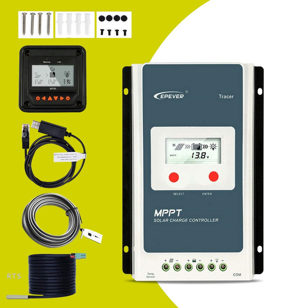 Remote, Battery, solarpanel, homeampliving