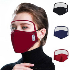 cottonmouthcover, shield, dustproofmask, Masks