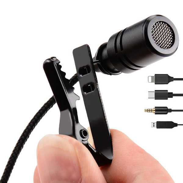 Mini, Microphone, Tech & Gadgets, Portable Audio & Headphones