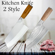 Steel, cuisine, kitchenset, Meat