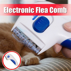 electriclicecomb, Electric, Pets, Cats