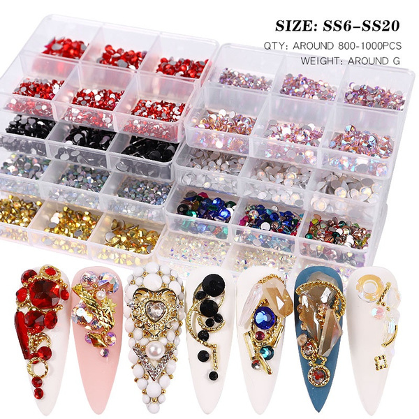 nail decoration, art, naildiamond, nailglitter