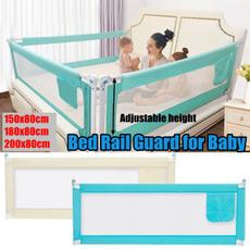 Steel, Home & Living, babysafetyfence, bedguardrail