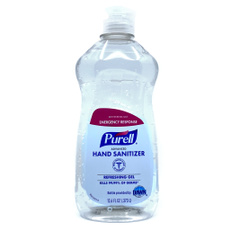 sanitizer, purell