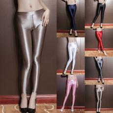 Leggings, Waist, Elastic, look