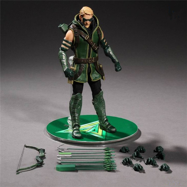 Collectibles, greenarrow, Toy, collectibletoy