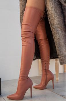 brown, Fashion, liliana, Dress