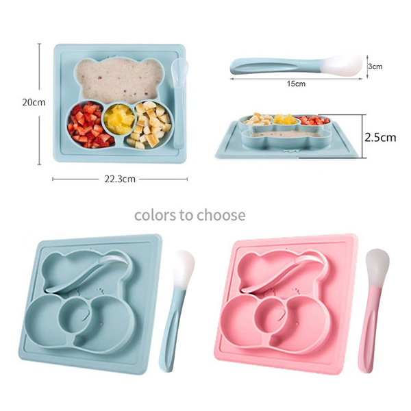Feeding, Silicone, Bowls, placemat