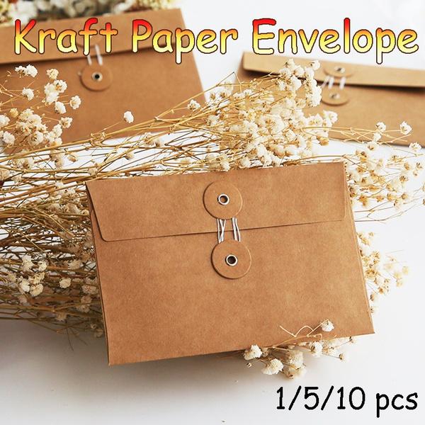 kraftpaperenvelope, Love, Bags, Postcards