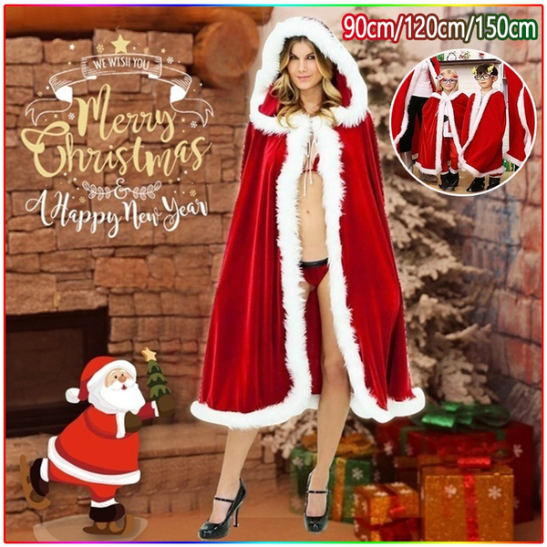 hooded, Cosplay, Christmas, Clock