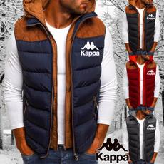 Vest, winterdownparka, kappa, Winter