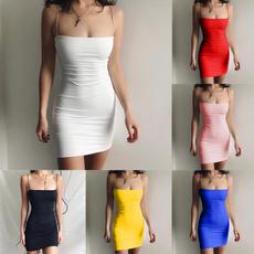 Summer, slingdresse, Fashion, sexy dresses