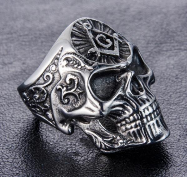 Steel, masonic, titanium steel, masonicjewelery