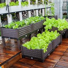 Box, Outdoor, Gardening, Garden