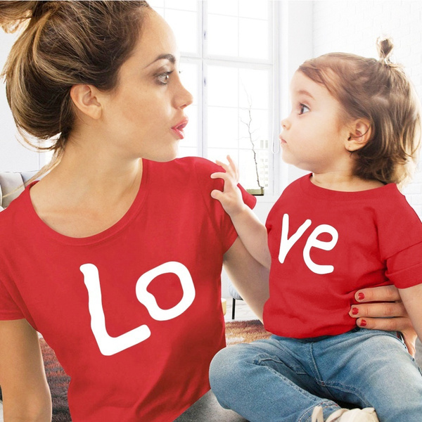 mommyandmetshirt, Summer, motherdaughter, Love