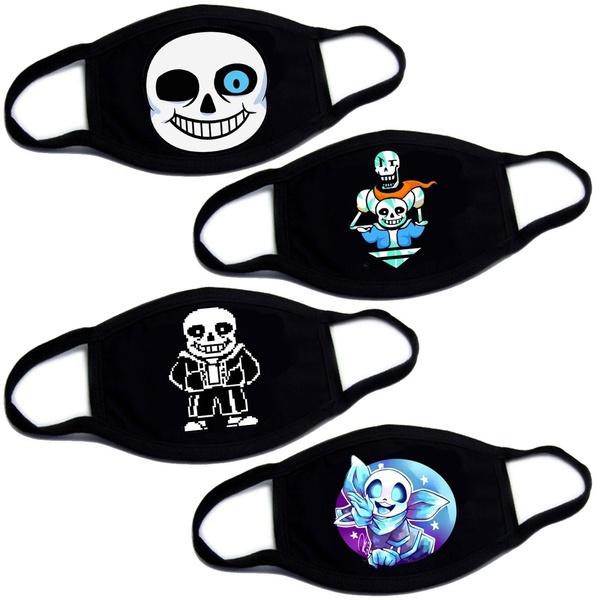 dustproofmask, Skeleton, skull, undertale