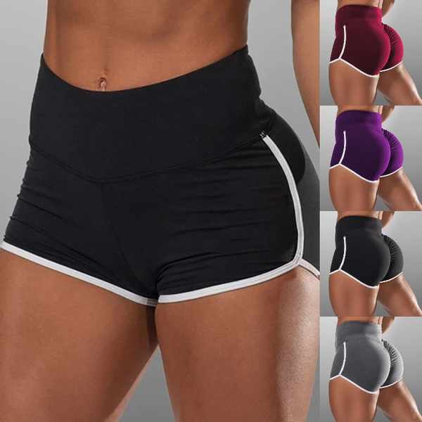 Shorts, Yoga, skinny pants, Elastic