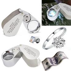 magnifyingglas, ledmagnifyingglas, Telescope, binoculu