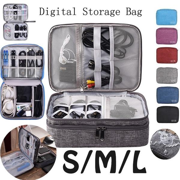 Box, travelstoragebag, Earphone, Waterproof
