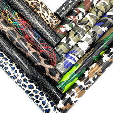 Holographic, Glitter, Leopard, vinyl