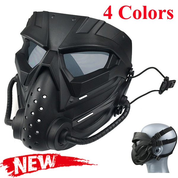 Helmet, Tactical Sun Glasses, motorcyclemask, Hunting