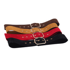 brown, wide belt, Leather belt, Jacket