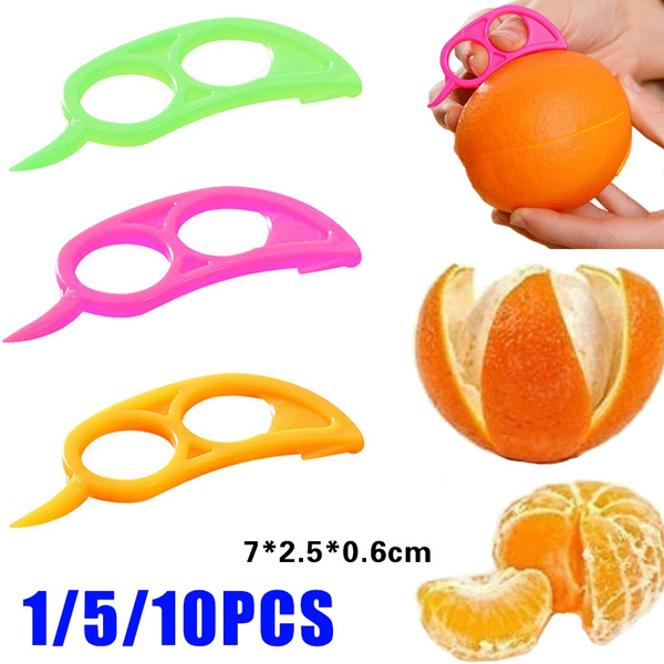 Kitchen & Dining, lemonslicercutter, Orange, Tool