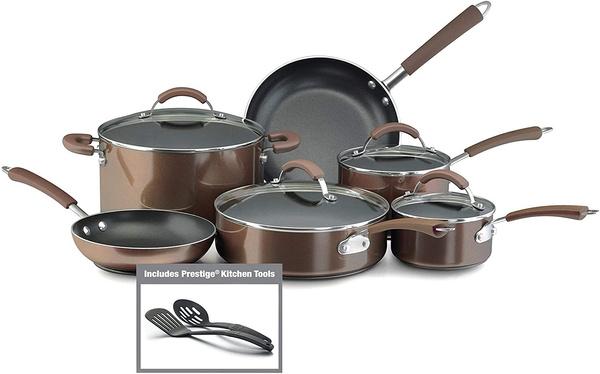 easycleannonstickcookware, kitchenutensilscookware, covereddutchoven, nonstickcookware