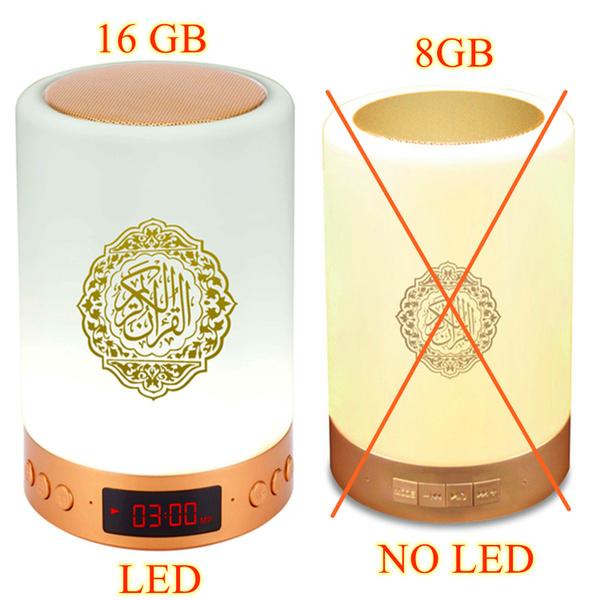 islamicgift, led, Gifts, Clock