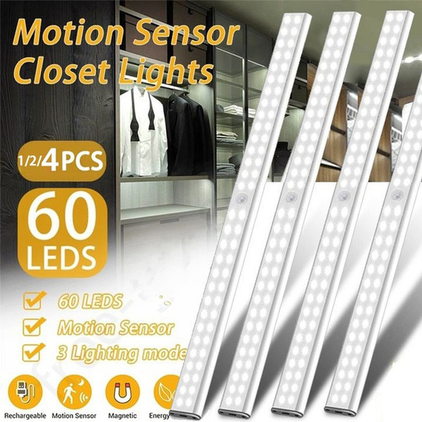 motionsensor, Night Light, Home Decor, Closet