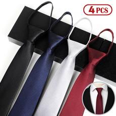 Wedding Tie, mens ties, Men, 4 PC