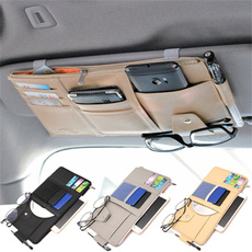 leather, Storage, Cover, Car Accessories