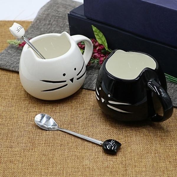 Steel, cute, Kitchen & Dining, Ceramic