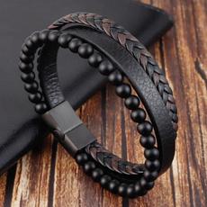 Charm Bracelet, Men, gothicbracelet, Bracelet