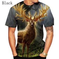 Summer, Polyester, #fashion #tshirt, animaltshirt