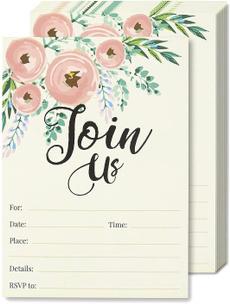 watercolor, classy, Postcards, Wedding
