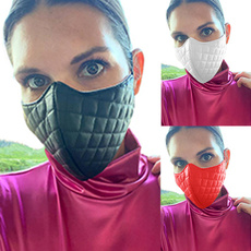 checkered, mouthmask, Cycling, unisex
