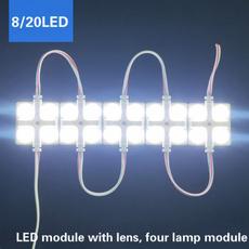 led, autodecoration, whiteinteriorlight, lights