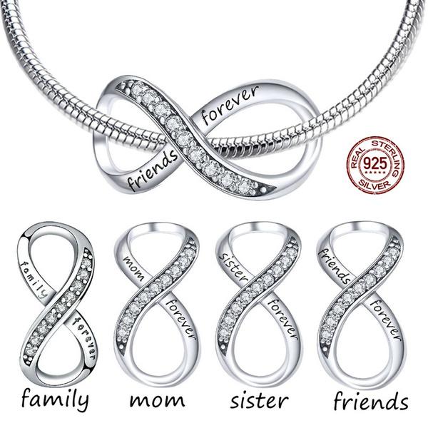 charmsforbracelet, braceletdiy, Infinity, Jewelry