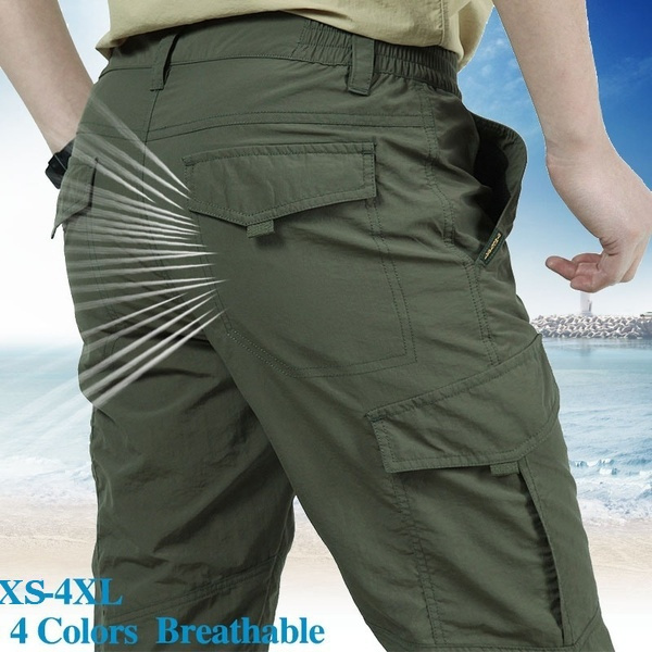 Summer, trousers, Casual pants, Waterproof