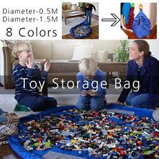 Box, Toy, buggybag, Storage