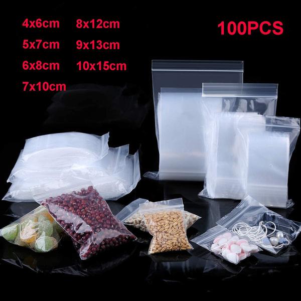 Mini, selfadhesivebag, Zip, plasticpackage