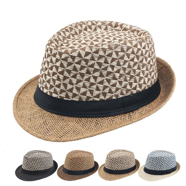 summermenhat, Jazz, Fashion, beachstrawcap