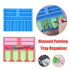 tray, DIAMOND, drillclay, Storage