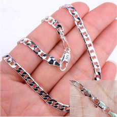 Sterling, Silver Jewelry, necklaces for men, sterling silver