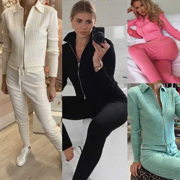tracksuit for women, hooded, fashion tracksuit, sweatersuit