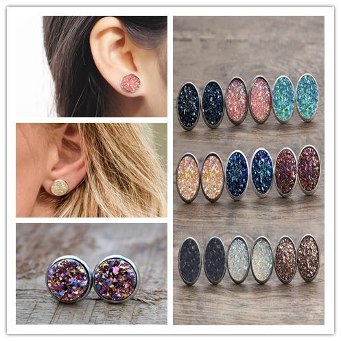 Sterling, Earing, Stud Earring, sterling silver